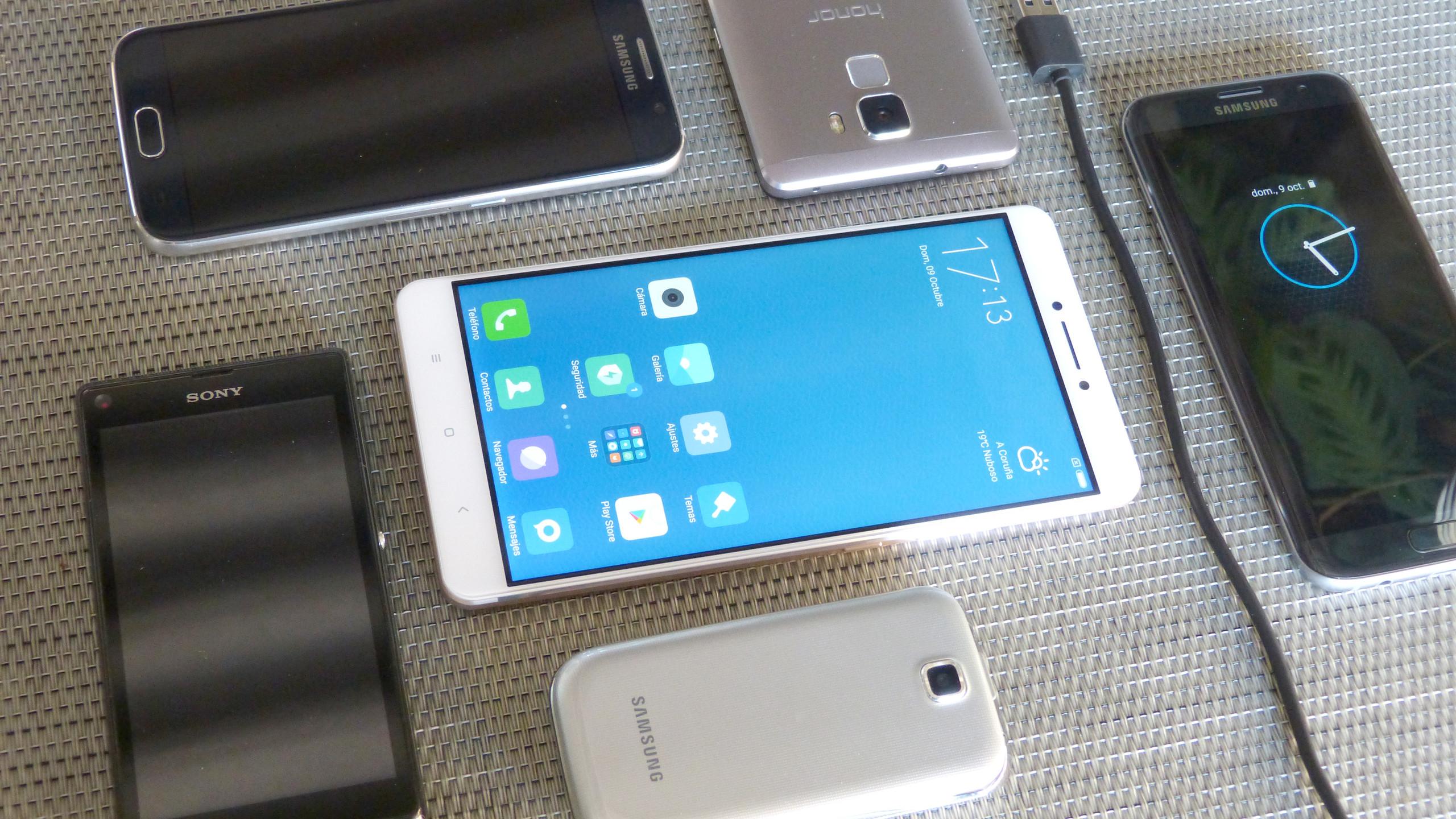 Foto de Xiaomi Mi Max, diseño (25/31)