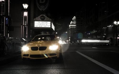 BMWM3DakarYellowporIND,amarilloperoelegante