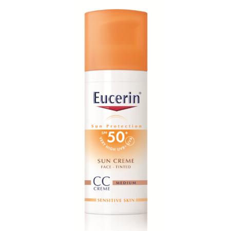 Sun Creme Cc Cream Eucerin