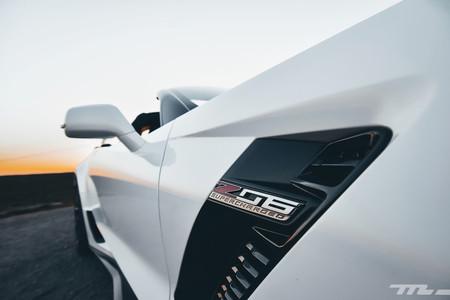 Corvette Z06 Competition Prueba
