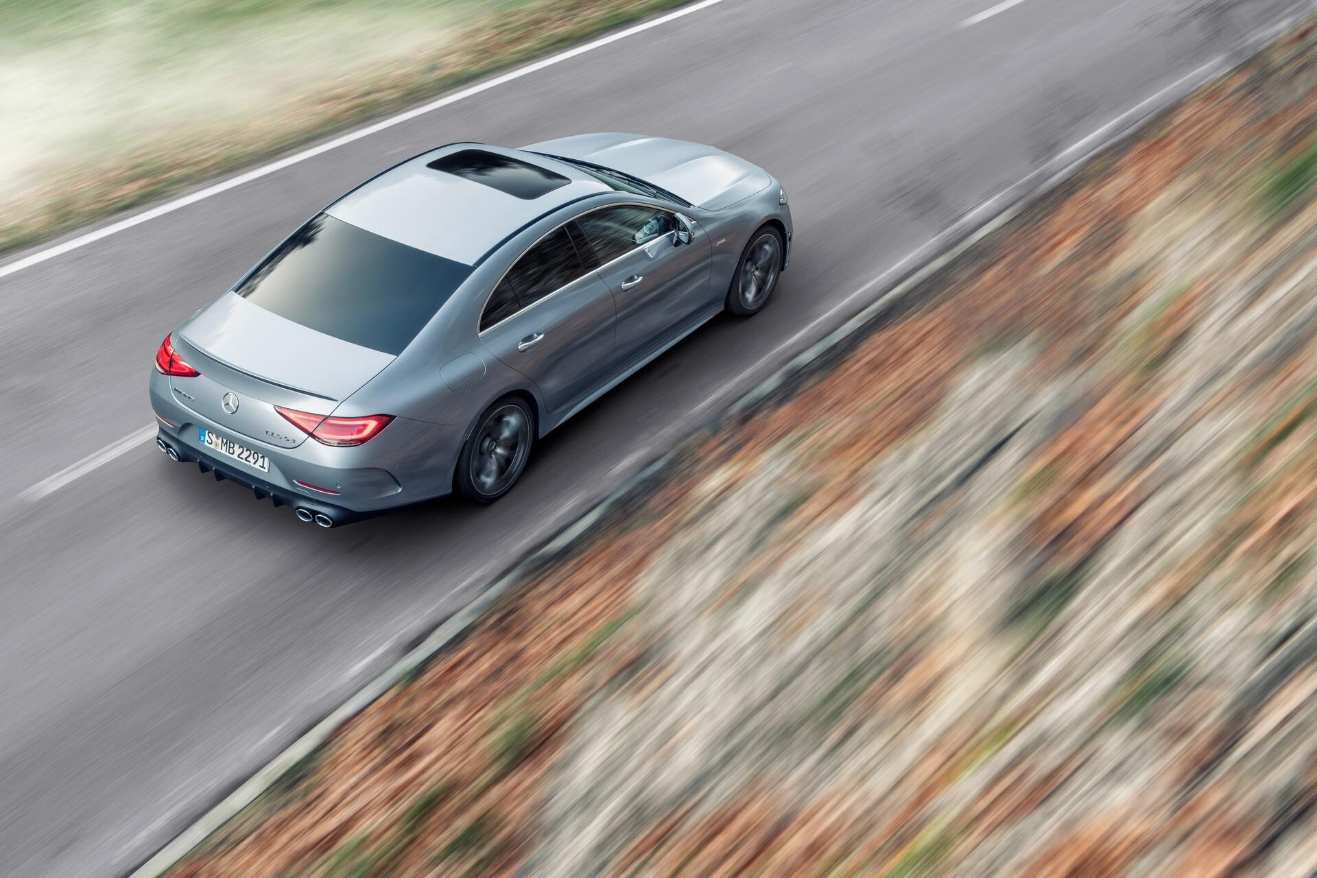 Foto de Mercedes-Benz CLS 2022 (43/63)