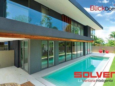 La primera ventana inteligente de Solven llega para integrar los distintos sistemas de casa