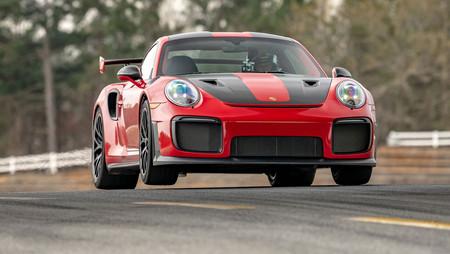 El Porsche 911 GT2 RS ya es el coche de producción más rápido en el circuito de Road Atlanta, y hay vídeo
