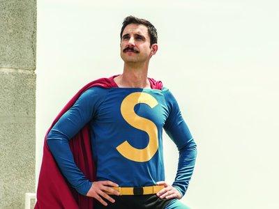 Dani Rovira ya es Superlópez: primera imagen de la adaptación del cómic, que completa su reparto