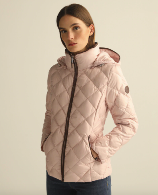 Abrigo corto guateado de Lauren Ralph Lauren