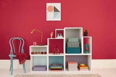 Coge pintura y pincel y llena de color tu hogar este otoño en plan DIY