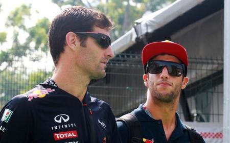 Mark Webber podría irse de Red Bull después de Abu Dabi