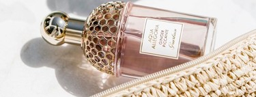Si sois tan fans como nosotras de las Aqua Allegoria de Guerlain, hemos encontrado siete de sus perfumes por menos de 40 euros