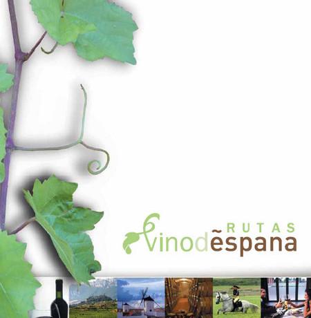 "Guía para enoturismo ""Rutas Vino de España"""