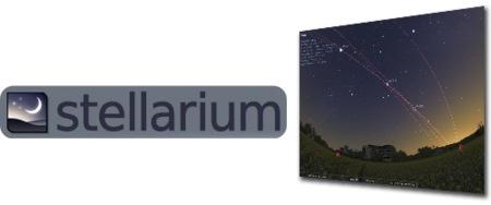 Stellarium, un planetario en tu PC
