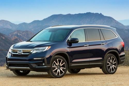 Honda Pilot 2019: Precios, versiones y equipamiento en México