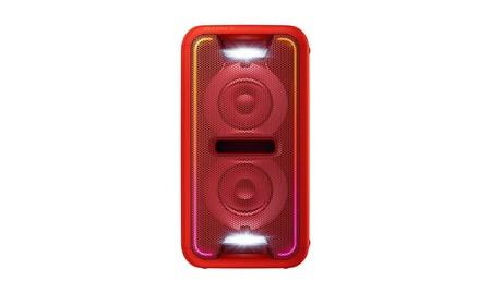 Crazy Red Night: Sony GTK-XB7R, un gran altavoz inalámbrico rebajado en 70 euros esta mañana en Mediamarkt