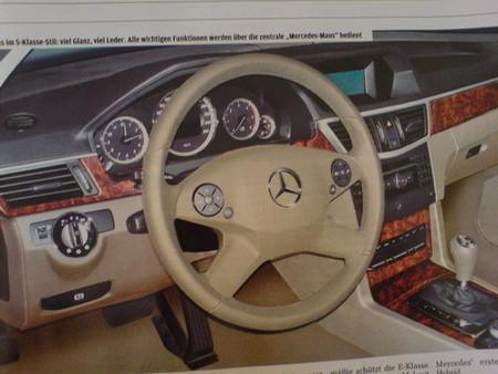 Mercedes Clase E 2009