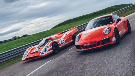 Estos Porsche 911 'British Legends Edition' han sido diseñados por tres campeones británicos de Le Mans