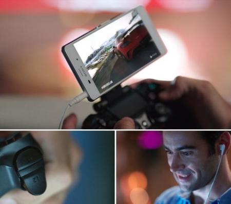 Remote Play Sony Xperia Z3