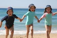 Bebés y niños en verano: prevenir un golpe de calor
