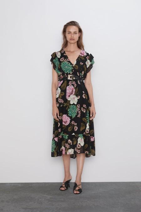 Vestido Invitada Zara 1
