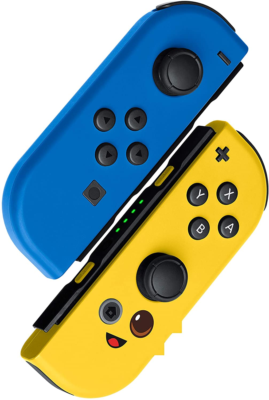 Nintendo Switch Joy-Con de Fortnite con Fleet Force Bundle