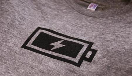 Camiseta Charge