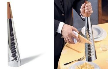 Rallador de queso extra grande
