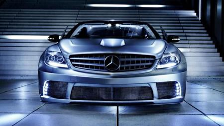 Famous Parts Mercedes-Benz CL 63 AMG