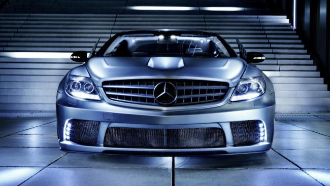 Famous Parts Mercedes-Benz CL 63 AMG