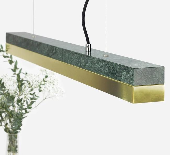C2m Stefan Gant Suspension Pendant Light Gantlights C2 Gm Ms Dw Design Signed 53610 Product