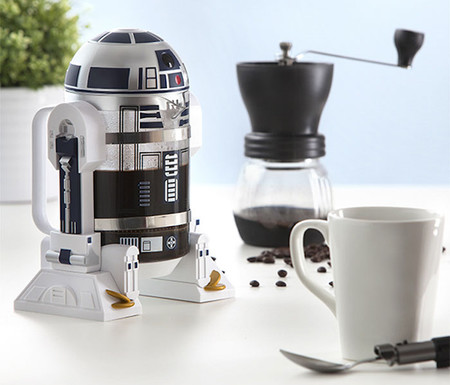Cafetera Star Wars R2 D2 2
