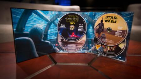 Force Awakens 3d Set