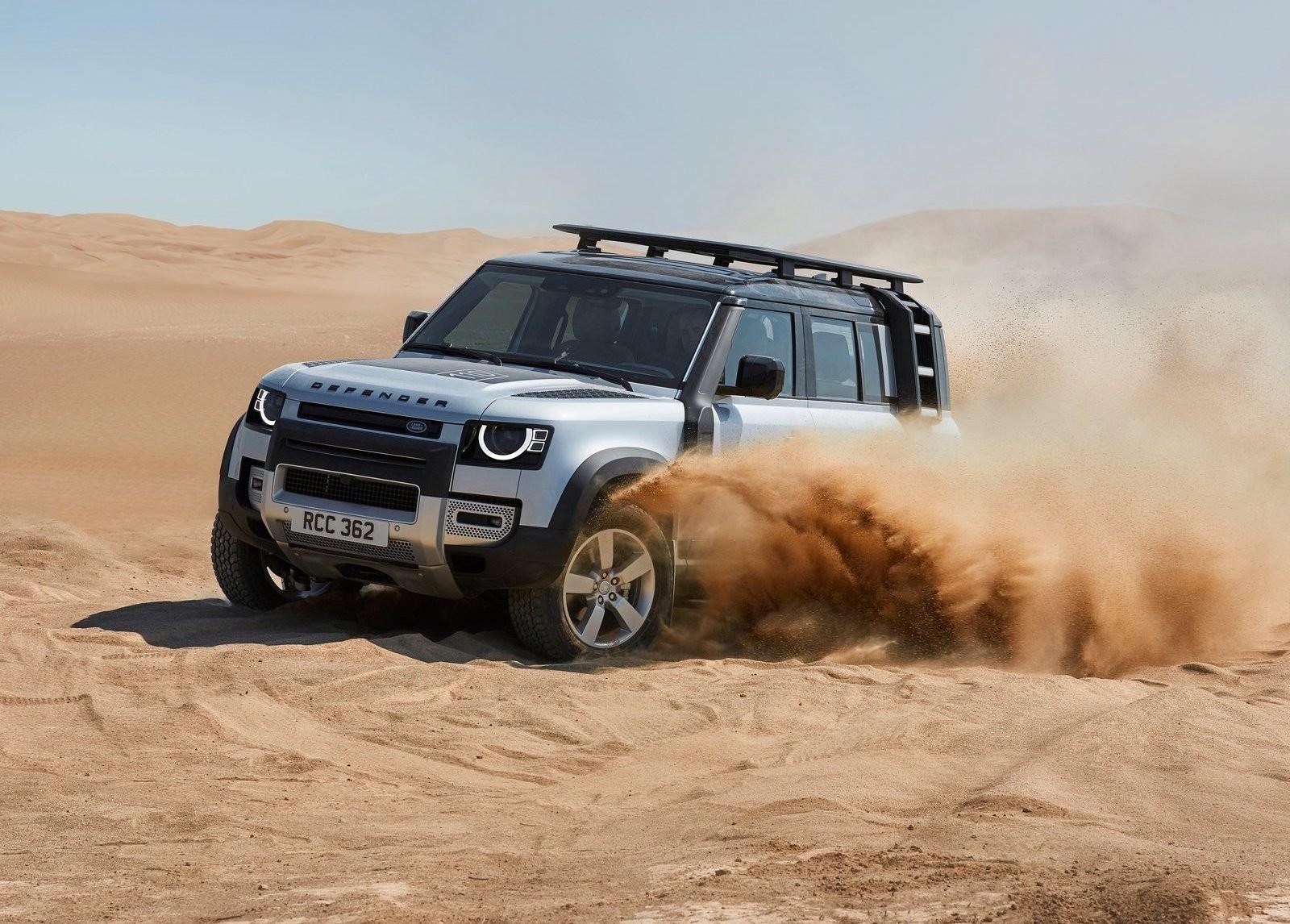 Foto de Land Rover Defender 2020 (11/60)