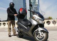 GIVI lanza un equipamiento completo para la Suzuki Burgman 125