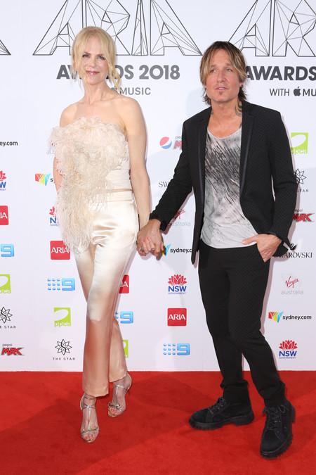 Nicole Kidman arias red carpet