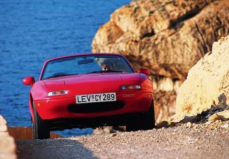 El Mazda MX-5 (Miata para los cuates) cumple 25 años