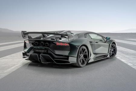 Lamborghini Aventador Svj Mansory Cabrera 1