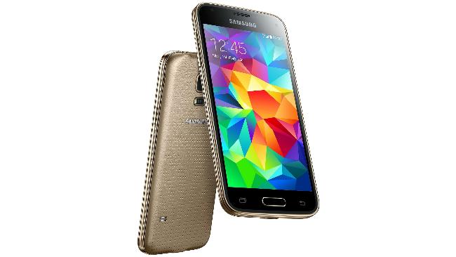 Galaxy Mini S5