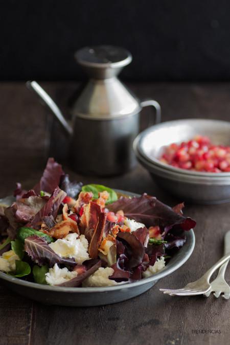 Paseo por la gastronomía de la red: recetas para aprovechar la temporada de granada