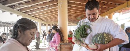 Rodolfo Castellanos: de rituales, origen y pasión por la cocina oaxaqueña