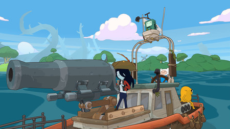 Hora De Aventuras Piratas De Enchiridion 02