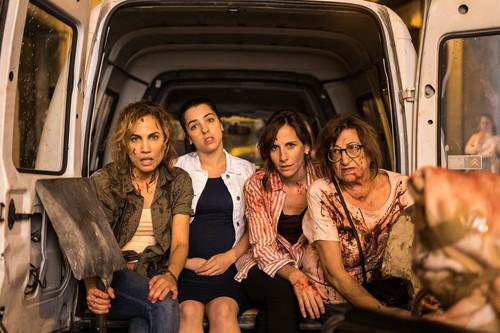 'Señoras del (h)AMPA': Telecinco acierta con una gran comedia apoyada en un magnífico reparto