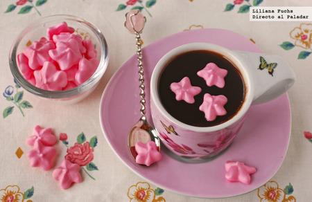 Dulces bocaditos de azúcar para San Valentín. Receta