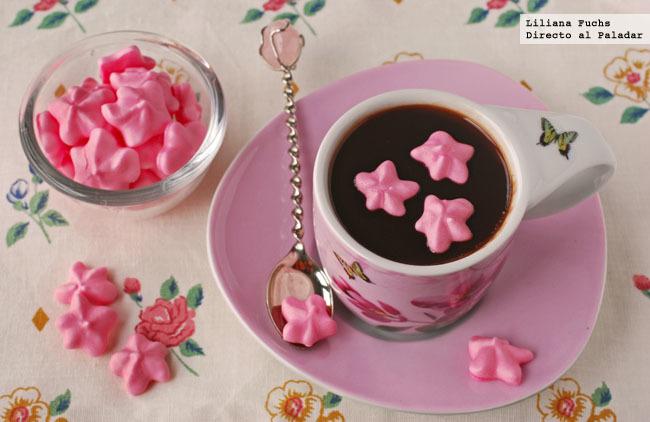 Bocaditos dulces de azúcar. Receta de San Valentín