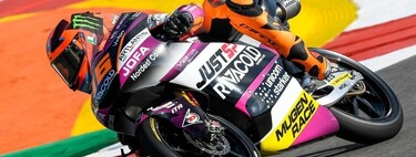 Andrea Migno se queda con la pole en Portimao y Pedro Acosta saldrá décimo gracias a las sanciones