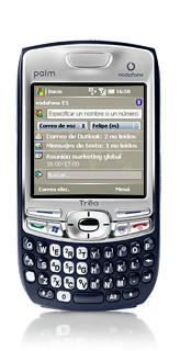 Palm actualizará el Treo 750 a WM 6 y a... HSDPA
