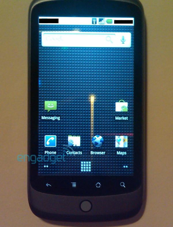 Foto de Nexus One, nuevas imágenes (4/18)