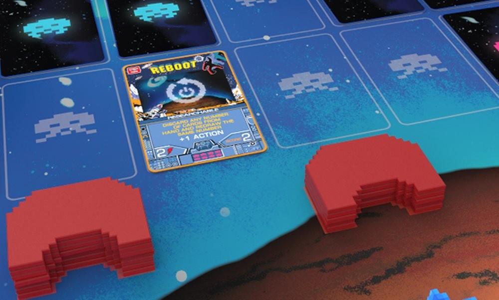 El juego de mesa de Space Invaders (sí, has leído bien) sube como la espuma en KickStarter. Y sólo van tres días