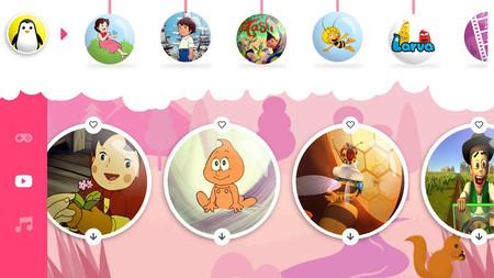 Vodafone lanza Kids Planet, una app móvil que ofrece contenido infantil por 5,99 euros al mes