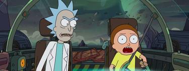 'Rick y Morty': fascistas y Akira en el desternillante estreno de la temporada 4