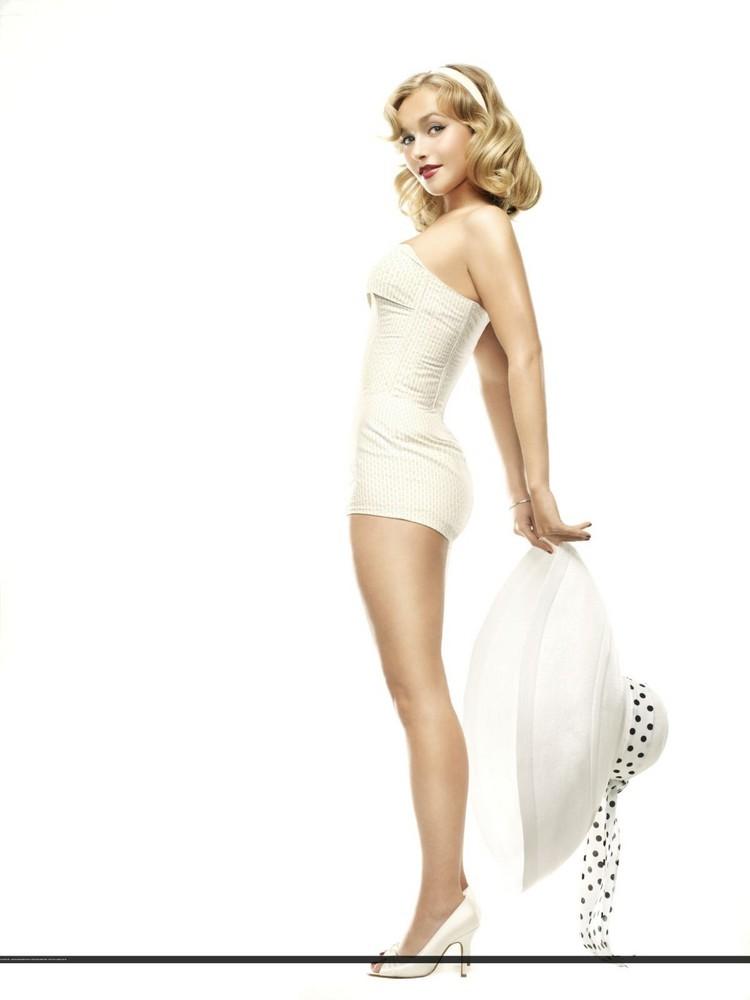 Foto de Hayden Panettiere en Vanity Fair (4/9)