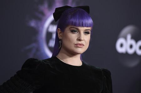 amas 2019 peinados recogidos kelly osbourne