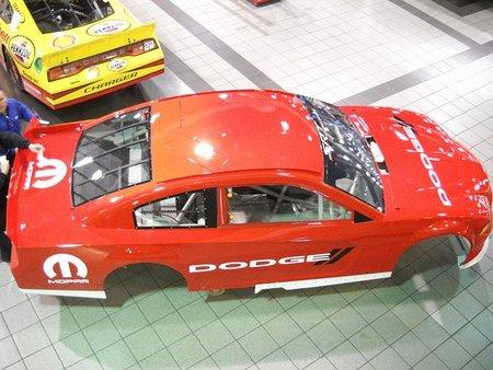 Dodge ya tiene su Charger para la temporada 2013 de la NASCAR